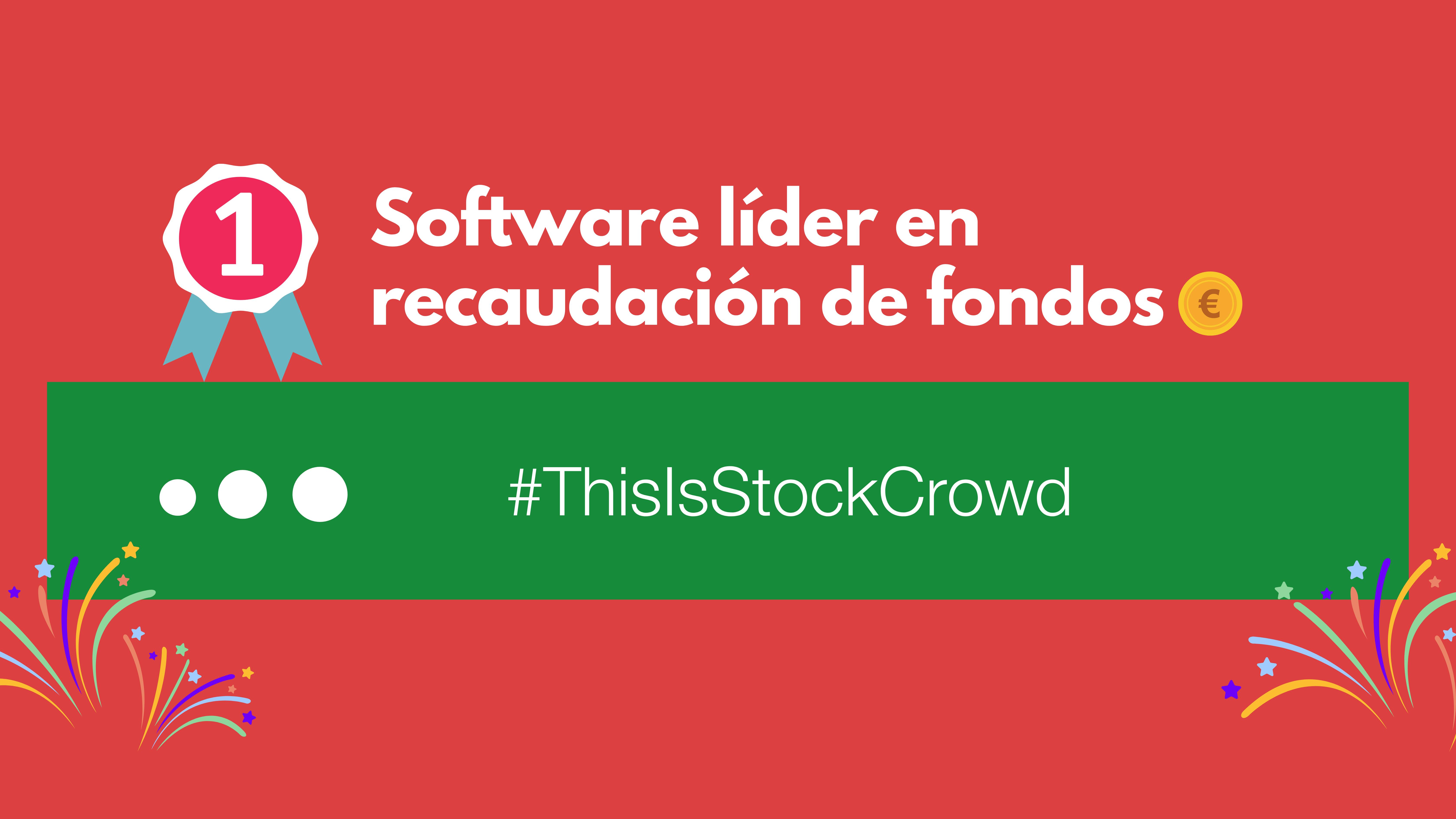 StockCrowd, líder en recaudación de donaciones en España