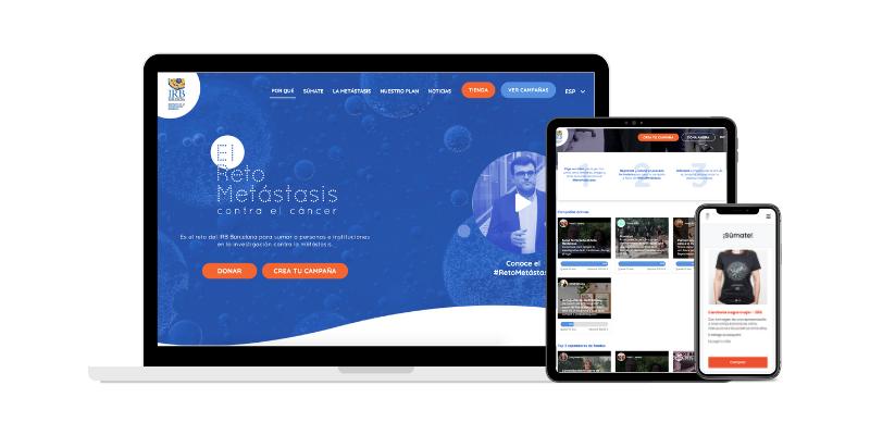 El Reto Metástasis y cómo recaudar más de 1.8M